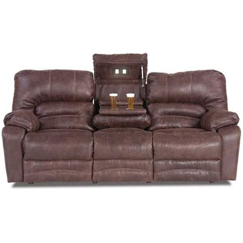 skye microfiber power reclining sofa skye microfiber power reclining sofa gray living room