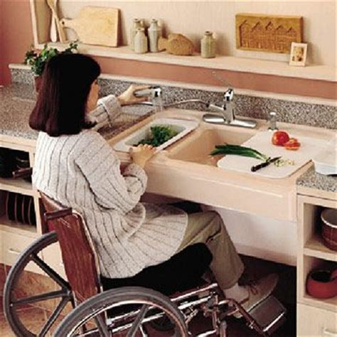 accessible kitchen sink 17 images about universal kitchens on 1146