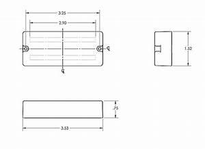 Seymour Duncan Asb0 Blackouts Dual Coil Pickups