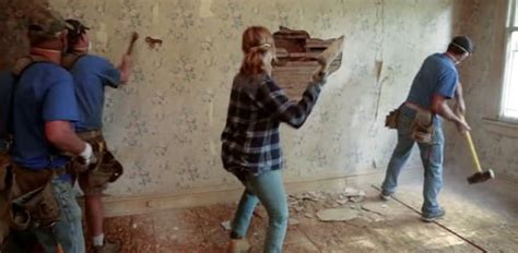 southern romance project episode  demolition work