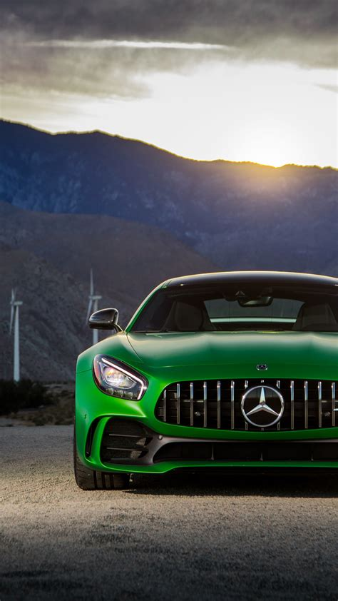 Amg Gtr Wallpaper Phone by Mercedes Amg Gtr Green Best Htc One Wallpapers Free And