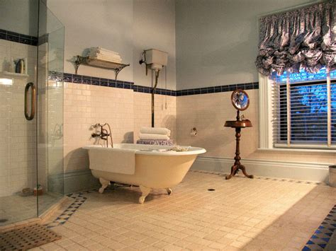 Bathroom  Traditional Classic Bathroom Decor Style