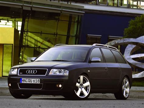 2004 Audi Rs6 Plus Pictures Specifications And Information