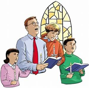 Congregation Singing Clipart - Clipart Suggest