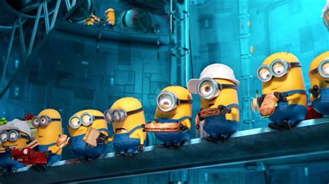 despicable  spinoff minions  moved  july