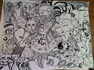 Easy Trippy Drawings In Pencil | www.imgkid.com - The ...
