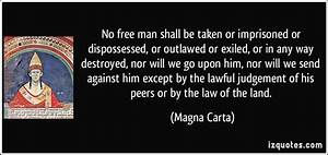 Magna Carta Z Q... Magna Carta Document Quotes