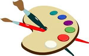 Artist Palette Clip Art