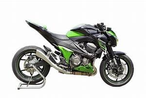 Kawasaki Z800 Prix : echappement hp corse hydroform kawasaki z800 z800e hp corse echappement echappement ~ Maxctalentgroup.com Avis de Voitures