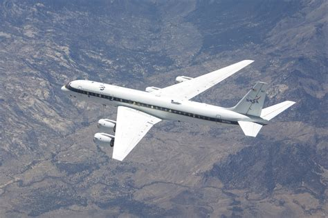NASA's DC-8 Flight Helps Validate New Technologies | NASA