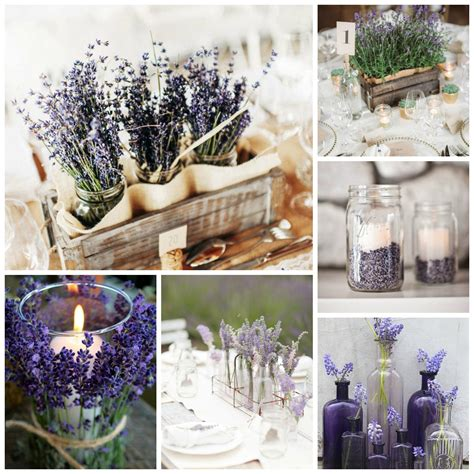 Lavender Wedding Theme Perfect Details