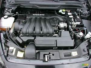 2005 Volvo S40 2 4i 2 4 Liter Dohc 20 Valve Inline 5