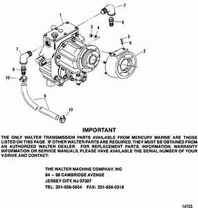 Mercruiser 350 Mag Mpi Horizon Mie Transmission  Walter V