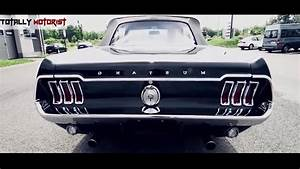 1967's Badass Ford Mustang Restoration -TM - YouTube