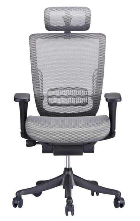ergo grey mesh ergonomic office chair ergonomic office