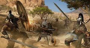 The new Assassin's Creed Origins trailer shows off the ...