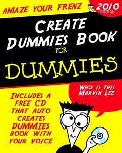 for dummies template video search engine at searchcom With for dummies template book cover