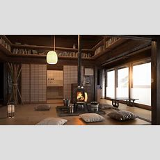 This Japanesestyle Living Room Will Make You Feel Zen