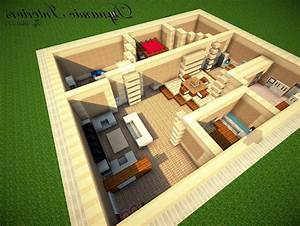Inside Modern Houses In Minecraft | www.pixshark.com ...