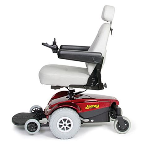 Jazzy Power Chairs Uk by Pride Jazzy Select Powerchair