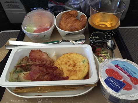 cuisine premium cathay pacific airline of the year 2014 premium economy inflight cuisine candid cuisine