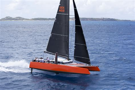 Catamaran Boat Auction by Gunboat International Sold At Auction Cruising Compass