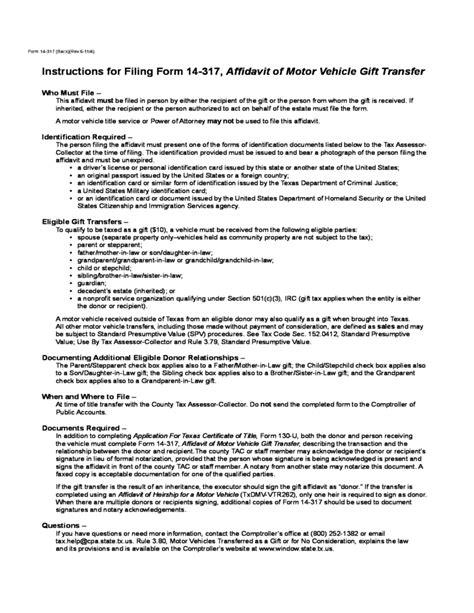 Printable Dmv Form 130 U Texas