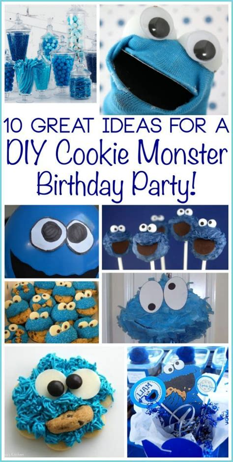 birthday party ideas rookie cookie party ideas for an impressive diy birthday