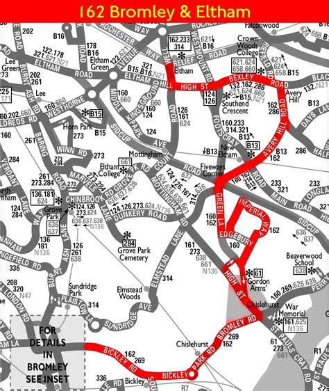 London Bus Route 162