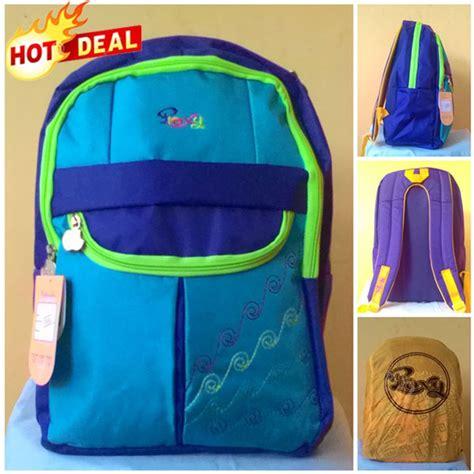 jual tas ransel tas sekolah tas punggung merk proxy u02 tas laptop murah berkualitas plus
