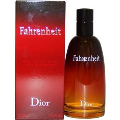 fahrenheit eau de toilette spray 3 4oz 100ml grod913