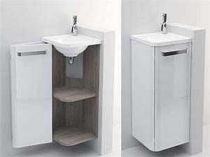 Lave Main Angle : meuble lave mains jazz decotec magasin pour vente de ~ Melissatoandfro.com Idées de Décoration