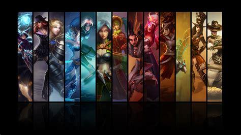 Best Lol Chions League Of Legends Chions Hd Wallpaper Impremedia Net