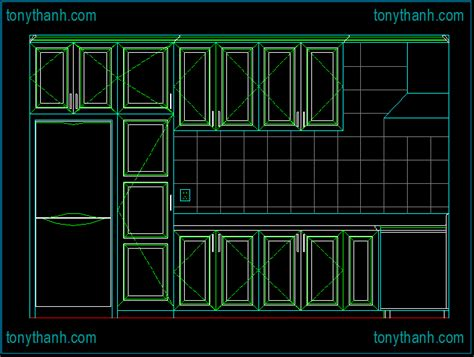 kitchen cabinet cad blocks front view of kitchen with cabinet elevation above 5174