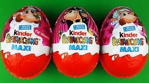 Kinder überraschung Maxi : kinder surprise eggs opening kinder berraschung maxi polly pocket toys youtube ~ Eleganceandgraceweddings.com Haus und Dekorationen