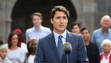 Canadian Prime Minster Trudeau says pandemic 'really sucks'