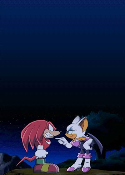 rouge  taller  knux   sonic funny rouge  bat