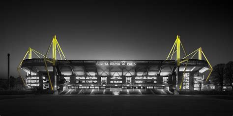 Signal Iduna Park, The Largest Stadium in Germany ...