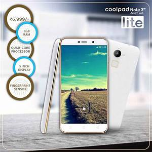 Coolpad Note 3 Lite Price Review  Specifications Features
