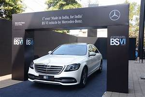Mercedes Vi : mercedes benz s 350d is india s first bs vi compliant vehicle motoroids ~ Gottalentnigeria.com Avis de Voitures