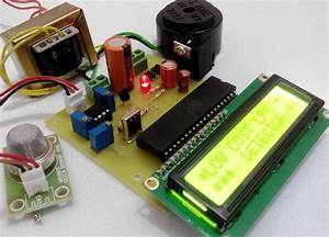 Low Cost Lpg Leakage Detector With Buzzer Indication Using Microcontroller