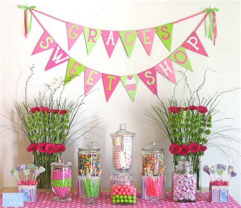 {birthday Week} Birthday Party Theme Ideas  Cupcake Diaries