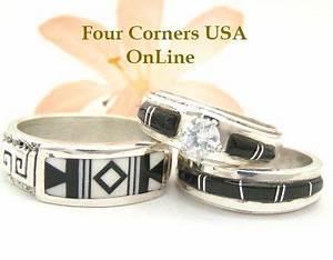 Native American Wedding Rings Jewelry