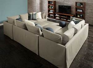 Moon pit sofa couch sofa ideas interior design for Pit sectional sofa for sale