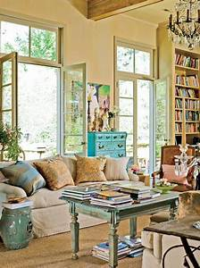 Shabby, Chic, Furniture, And, Colors