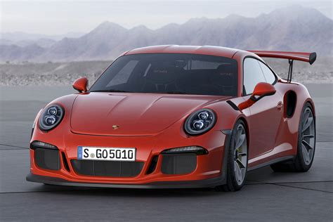 Sports Cars 2015 by Porsche 911 Gt3 Rs 2015 Sports Cars