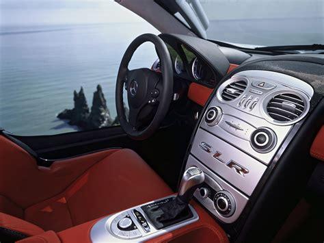 Mercedes-Benz SLR McLaren - Dashboard - Sea - 1280x960 ...