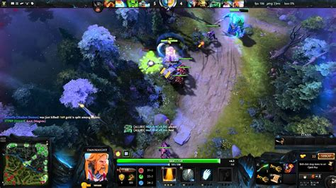 dota 2 carry gameplay dota 2 omniknight carry gameplay guide how to carry as omni youtube