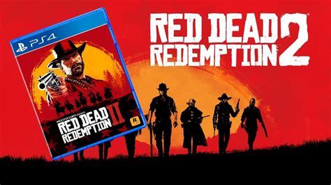 Red Dead Redemption 2 Release Date Pre Order Bonuses