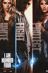 I am Number Four movie posters at movie poster warehouse ...